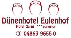St. Peter-Ording Hotel Eulenhof Logo